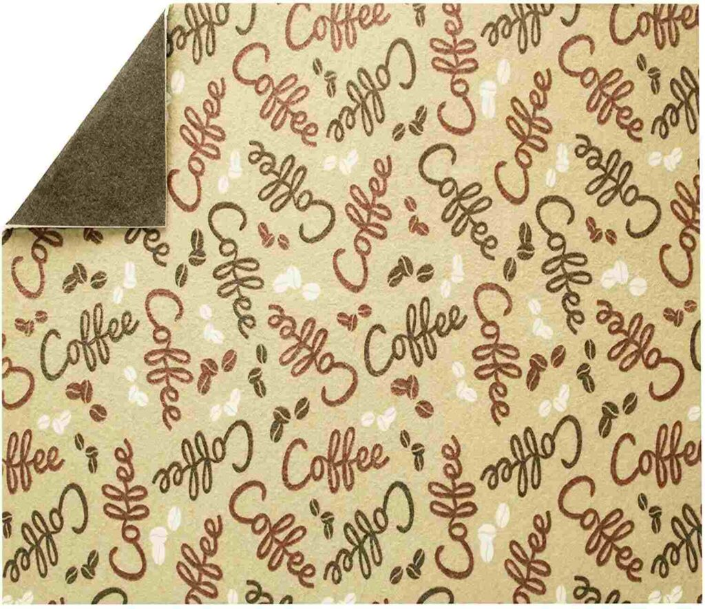 Coffee and Java Maker Mat