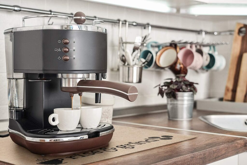 coffee maker mat for countertop